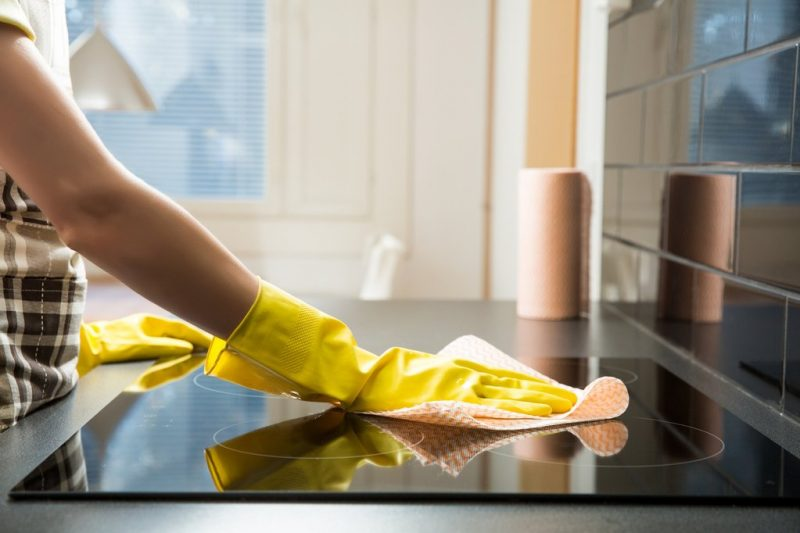The 8 Dirtiest Places In a Kitchen Deep Cleaning | OCD Home Carpet ...