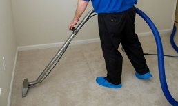Carpet Stain Removal & Steam Cleaning