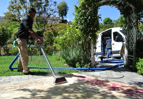 OC Carpet Steam Cleaning Service