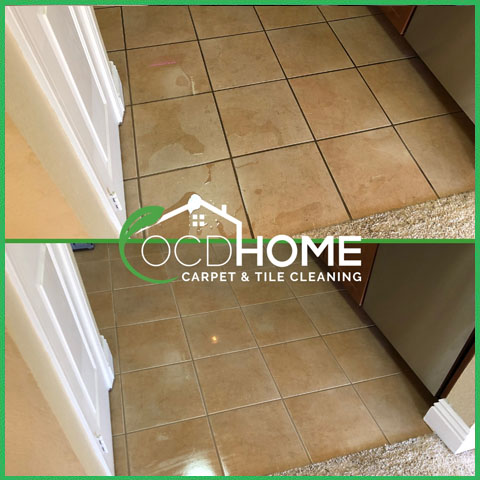 Tile Cleaning Orange County