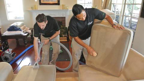 Irvine, Tustin Upholstery Cleaning Service