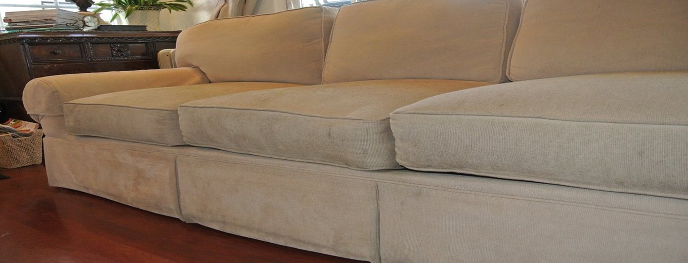 Clean Fabric Sofas, Chairs